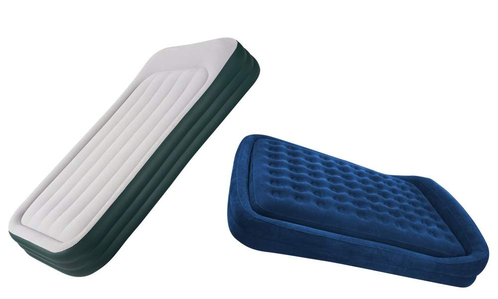 Air mattress buying guide top inflatable bed for Buying a mattress tips
